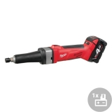 Aku Heavy Duty priama brúska Milwaukee HD18 SG-401 C