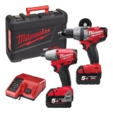 Powerpack Milwaukee M18 PP2B-502 C