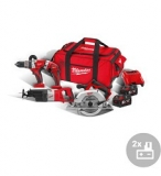 Powerpack Milwaukee M28 Pack B-502 B
