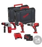 Powerpack Milwaukee M28 Pack G-502 X