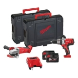Powerpack Milwaukee M28 Pack H-502 X