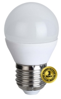 LED žiarovka mini globe, 4W, E27, 3000K, 310L