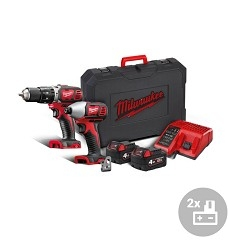 Powerpack Milwaukee M18 BPP2C-402 C