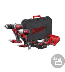 POWERPACK Milwaukee M18 BPP2D-402 C