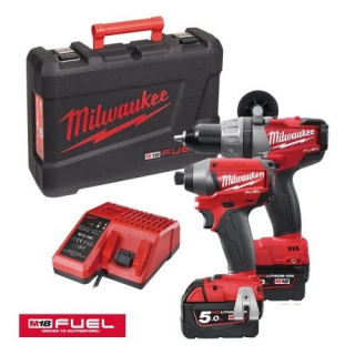 Powerpack Milwaukee M18 PP2A-502 C FUEL
