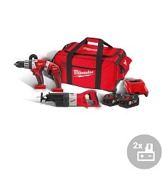 Powerpack Milwaukee M28 Pack D-502 B