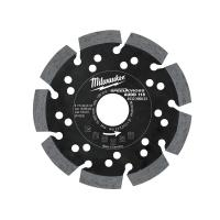 Milwaukee diamantový kotúč Speed ​​Cross AUDD 115mm-230mm