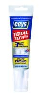 CEYS TOTAL TECH express transparentný 125ml