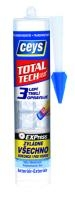 CEYS TOTAL TECH express transparentný 290ml