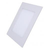 LED panel, podhled.6W / 400lm / 4000K, štvorec